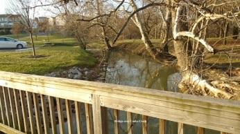 Bridge over Cooks Creek