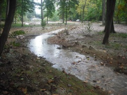 Three days after the Sept 29 flood.