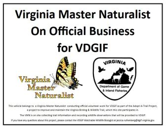 VDGIF official business