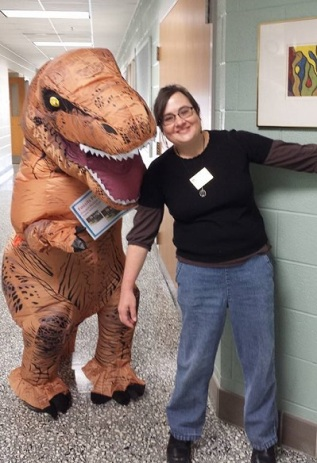 stephanie-and-t-rex