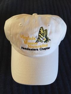 HMN hat in white.