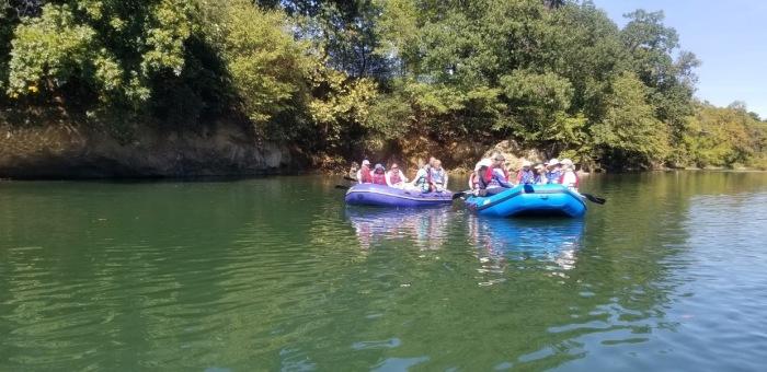 2019_9_20 Raft trip VMN conference